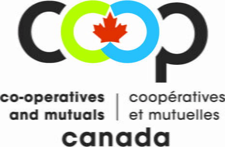 Logo for Co-operatives and Mutuals Canada