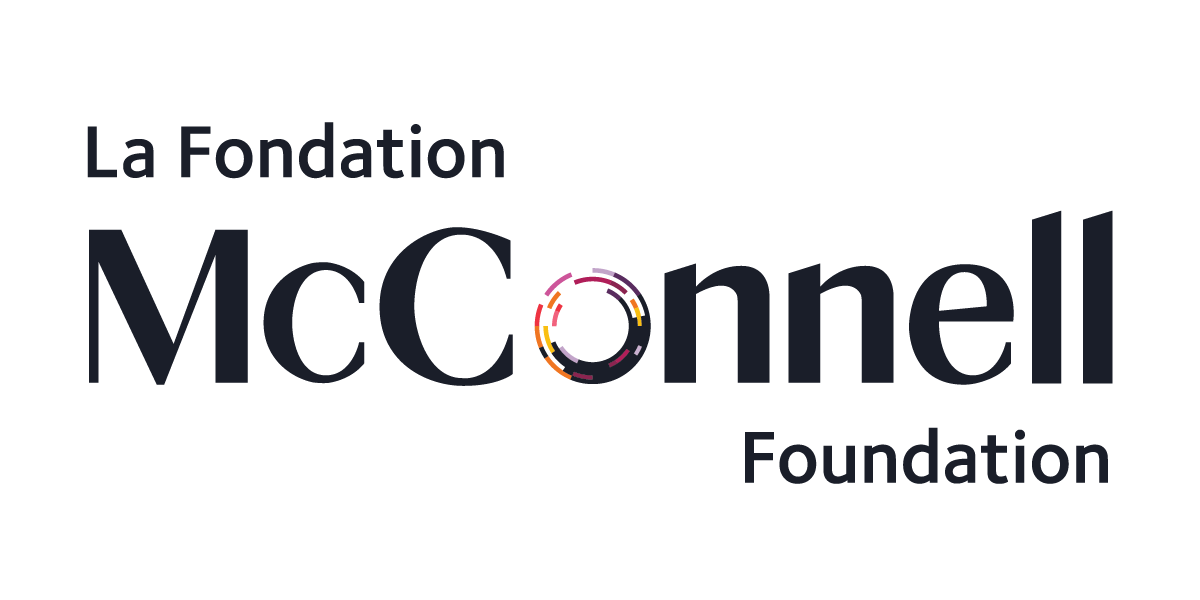 Logo for McConnell Foundation