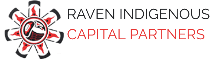 Logo for Raven Indigenous Capital Partners