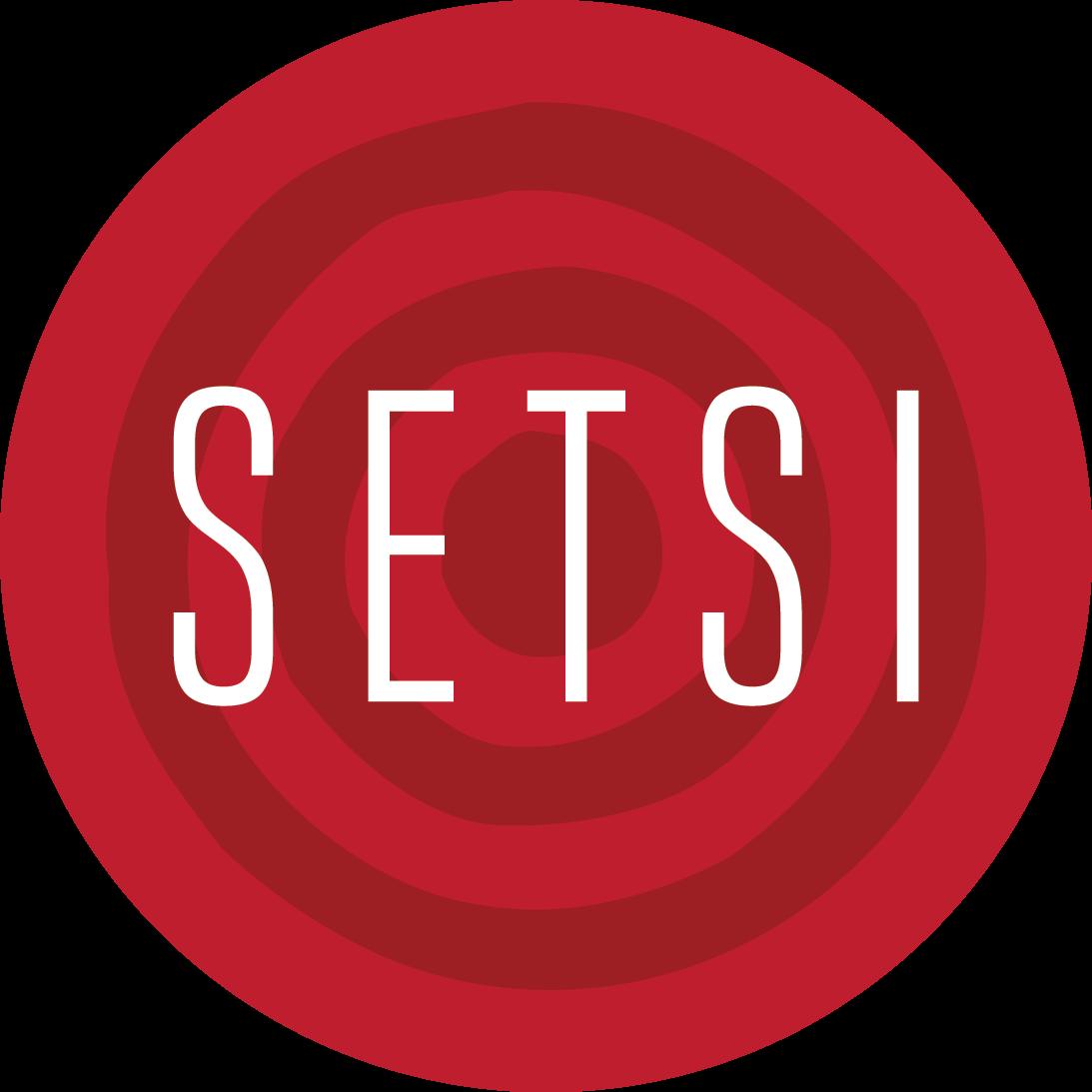 Logo for SETSI