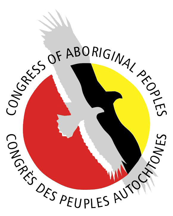 Logo for Congress of Aboriginal Peoples