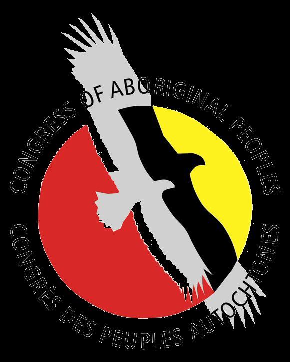 Logo for Congrès des peuples autochtones